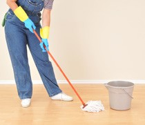 Commercial office cleaners Nottingham
